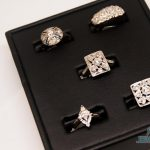 mens gold rings with diamonds